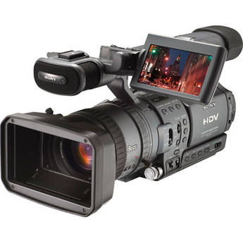 Sony HDR-FX1 HDV 1080i Camcorder