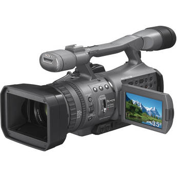Sony HDR-FX7 3CMOS HDV 1080i Camcorder