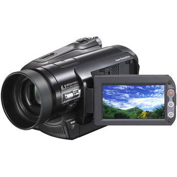 Sony HDR-HC9 MiniDV High Definition Handycam Camcorder