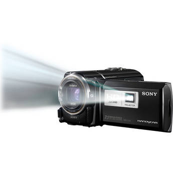 Sony HDR-PJ50E HDD PAL Camcorder with Projector