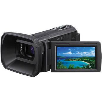 Sony HDR-CX580V High Definition Handycam Camcorder (Black)