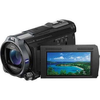 Sony HDR-CX760E Flash Memory HD PAL Camcorder (Black)
