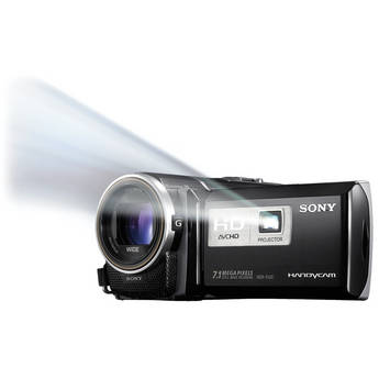 Sony HDR-PJ30V High-Definition Handycam Camcorder with Projector