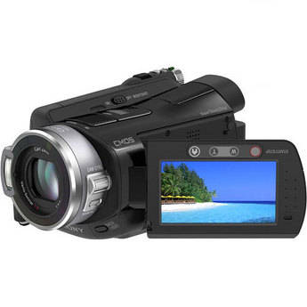 Sony HDR-SR7 AVC HD 60GB Hard-Disc Handycam Camcorder