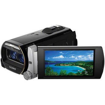 Sony HDR-TD20E Full HD 3D Handycam Camcorder (PAL)