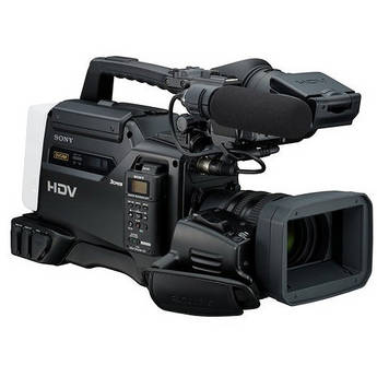 Sony HVR-S270P 1080i HDV PAL Camcorder