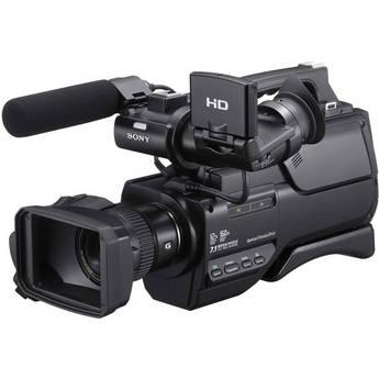 Sony HXR-MC2000E Shoulder Mount AVCHD PAL Camcorder