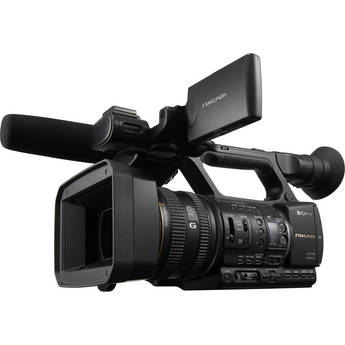 Sony HXR-NX5P NXCAM Professional PAL Camcorder