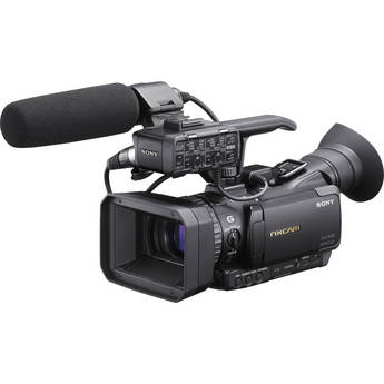 Sony HXR-NX70E NXCAM Compact Camcorder (PAL)