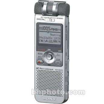 Sony ICD-MX20 Digital Voice Recorder