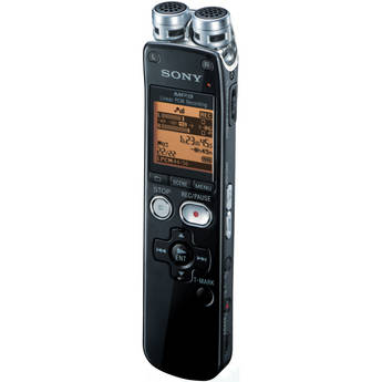 Sony ICD-SX712D Digital Recorder + Voice-to-Print Software