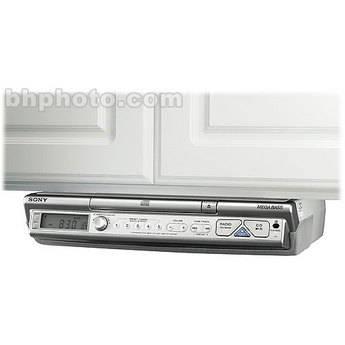 Sony icf cd543 under cabinet kitchen cd clock radio - Sony icfcdk50 under cabinet kitchen cd clock radio ...
