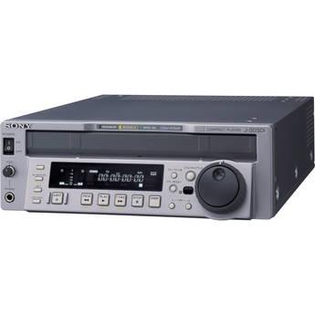 Sony J-30SDI Compact Betacam Series Player