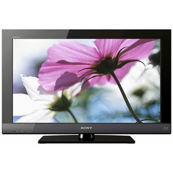 "Sony KDL-32EX40B 32"" BRAVIA 1080p LCD HDTV W/ Built-In Blu-Ray Player"
