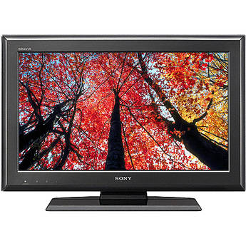 "Sony KLV-32S550A 32"" 720p Multi-System LCD TV"