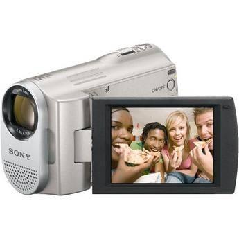 Sony MHS-CM1 Webbie HD Camera (Silver)