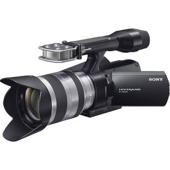 Sony NEX-VG10E Interchangeable Lens Handycam PAL Camcorder