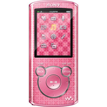 Sony 4GB E Series Walkman Video MP3 Player (Pink)