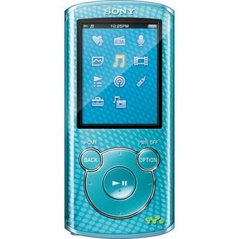 Sony 8GB E Series Walkman Video MP3 Player (Blue)