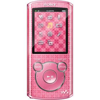 Sony 8GB E Series Walkman Video MP3 Player (Pink)