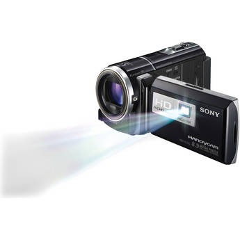 Sony HDR-PJ260E HD Camcorder with Projector (PAL)