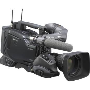 "Sony PDW-F800 XDCAM HD422 2/3"" 3CCD Camera"