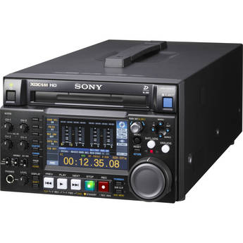 Sony PDW-HD1500 XDCAM HD Compact Deck