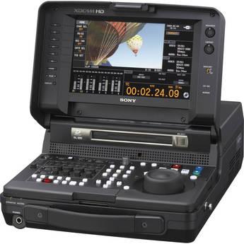 Sony PDW-HR1 XDCAM HD422 Field Recorder