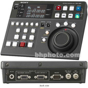 Sony RM280 Remote Edit Controller