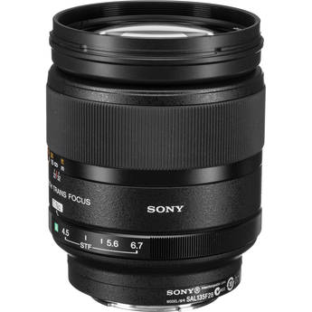 Sony 135mm f/2.8 Manual Focus Lens