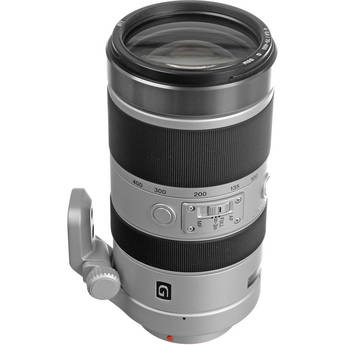 Sony 70-400mm f/4-5.6 G Alpha A-Mount Telephoto Zoom Lens