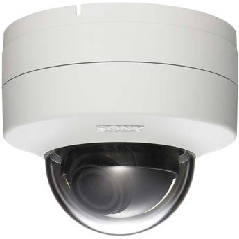 Sony SNCDH120T Network 720p HD Vandal Resistant Minidome Camera