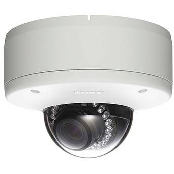 Sony SNC-DH160 720p HD Vandal-Resistant Indoor Network Minidome Camera