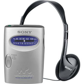 Sony SRF-59 Walkman AM/FM Stereo Radio