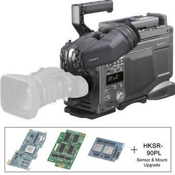 Sony SRW-9000 HDCAM-SR Camcorder w/S35 PL Mount & 4:4:4 Kit