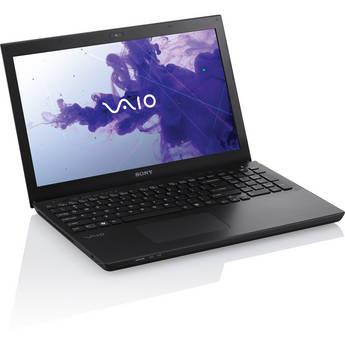 "Sony VAIO S1511 SVS15113FX/B 15.5"" Notebook Computer (Black)"