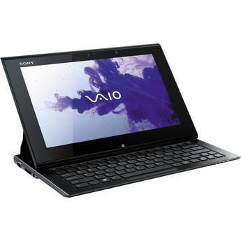 """Sony VAIO Duo 11 SVD11213CXB 11.6"""" Ultrabook Computer (Gun Metallic)"""