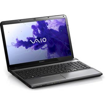 "Sony VAIO E Series 15 SVE15125CXS 15.5"" Notebook Computer (Aluminum Silver)"