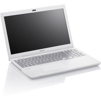 "Sony VAIO S Series 15 SVS15125CXW 15.5"" Notebook Computer (White)"
