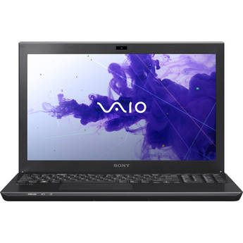 "Sony VAIO S Series 15 SVS1512DCXB 15.5"" Notebook Computer (Black)"
