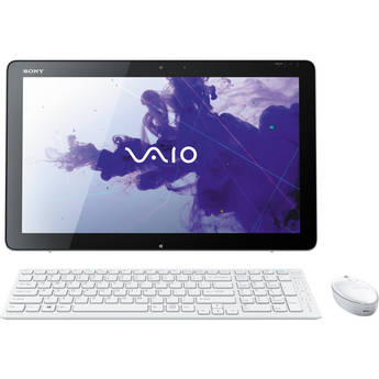 "Sony VAIO Tap 20 SVJ20215CXW 20"" All-in-One Desktop Computer (White)"