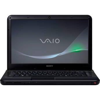 "Sony VAIO EA VPCEA2VGX/BI 14"" Notebook Computer (Gunmetal Black)"