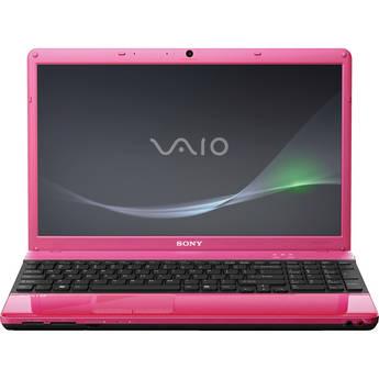 "Sony VAIO EB VPCEB27FX/P 15.5"" Notebook Computer (Glossy Pink)"