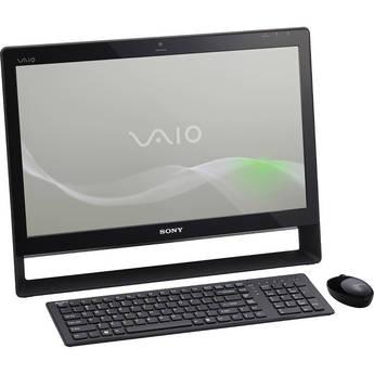 "Sony VAIO J VPCJ111FX/B 21.5"" All-in-One Touchscreen Desktop Computer"