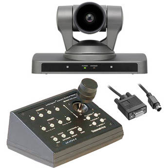 Sony PTZ Camera Kit with Sony EVI-HD7V and a Telemetrics Control Panel
