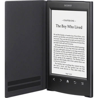 Sony Standard Cover for Reader (PRS-T2) - Black