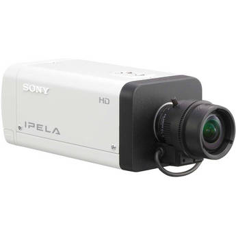 Sony SNC-CH140 Network 720p HD Fixed Camera with View-DR Technology