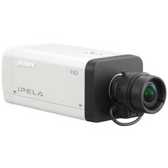 Sony SNC-CH240 Network 1080p HD Fixed Camera with View-DR Technology