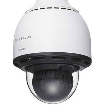 Sony SNC-RS86N Network Rapid Outdoor Dome Camera