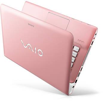 "Sony VAIO E1411 SVE14116FXP 14"" Notebook Computer (Pink)"